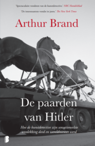 De Paarden van Hitler_cover boek