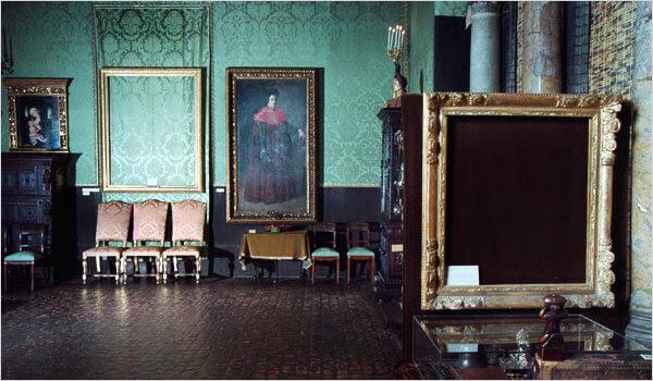 Gestolen schilderijen