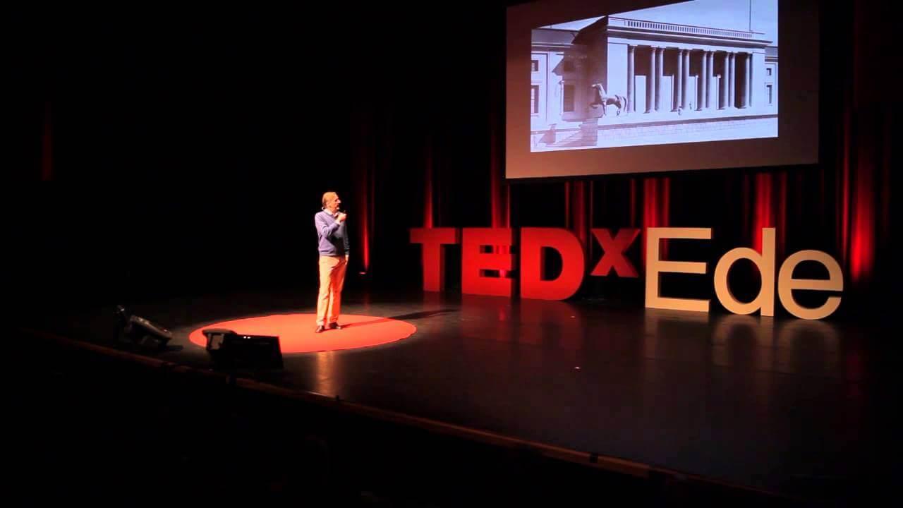 Lezing TedxEde 2