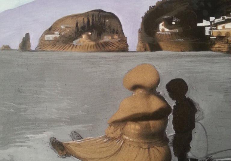 Adolescence, Salvador Dali