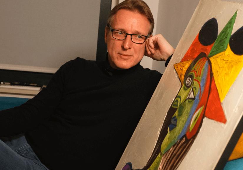 Arthur Brand Picasso